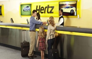 Car hire from Hertz in Javea