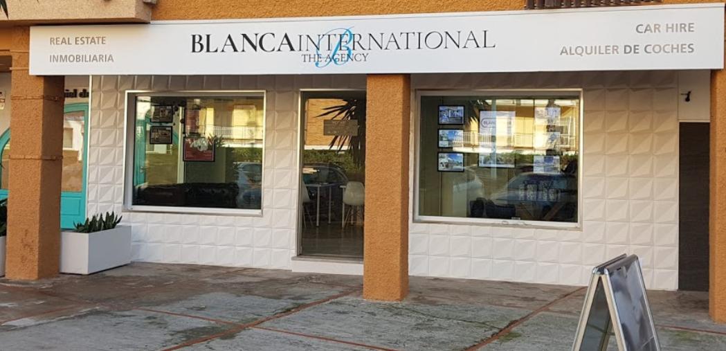 Blanca Cars Javea Office