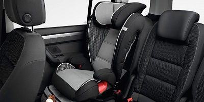 Car hire in Javea with child seats